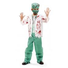 Dětský kostým Zombie doktor