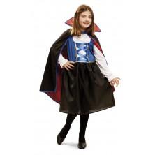 Dětský kostým Mrs. Drákula