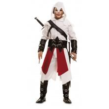Dětský kostým Bílý zabiják