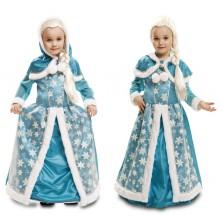 Dětský kostým Ledová královna