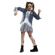 Kostým Zombie školačka I