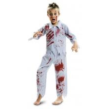 Dětský kostým Náměsíčná zombie I