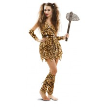 Kostým Jeskynní žena - pravěk