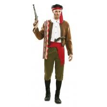 Kostým Bandita - Zbojník