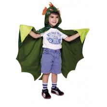 Dětský kostým Dinosaurus plášť