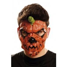 Maska obličejová Dýňová zombie