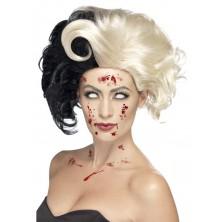 Dámská paruka Madame Evil
