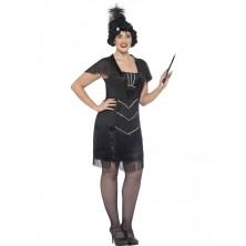 Kostým Flapper na charleston