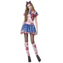 Kostým Zombie studentka