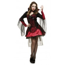 Dámský kostým Temná vampírka