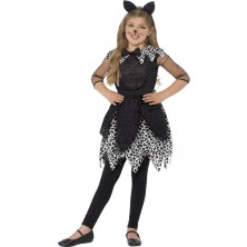 Dětský kostým Kočka deluxe