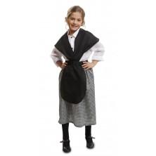 Dívčí kostým Prodavačka kaštanů