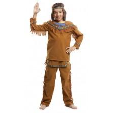 Dětský kostým Indián se vzory