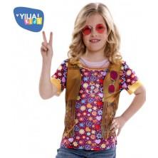 Dětské tričko 3D Hippie