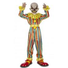 Dětský kostým Klaun na Halloween