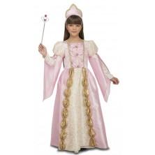 Dětský kostým Růžováprincezna