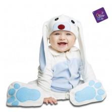 miminkovský  kostým Modrý králíček