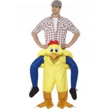 Pánský kostým Kuře únosce