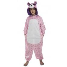 Dívčí kostým Okatý medvídek