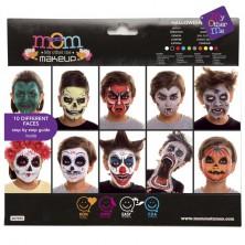Make up Sada Halloween