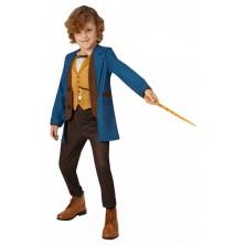 Dětský kostým Newt Scamander deluxe