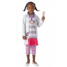 Dívčí kostým Doktorka plyšáková I