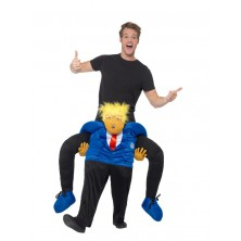Pánský kostým Donald únosce