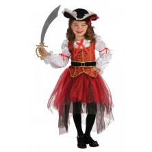 Dětský kostým Pirátka 2