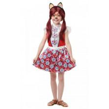 Dětský kostým Felicity fox Enchantimals