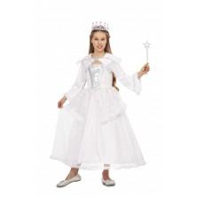 Dětský kostým Sněhová královna