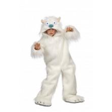 Dětský kostým Yeti