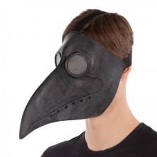 Obličejová maska Krkavec