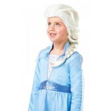 Dětská paruka Princezna Elsa I