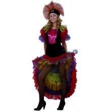 Kostým Tanečnice salsy