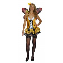 Kostým Motýlek III