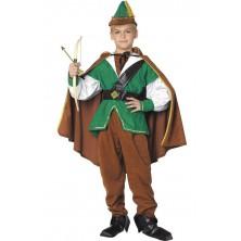 Dětský kostým Lesní bojovník