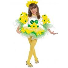 Dětský kostým Slunečnice