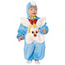 Dětský kostým Zajíček modrý